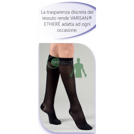 Gambaletti VARISAN ETHERE' PUNTA CHIUSA K1 10-15 mmHg compressivi medicali