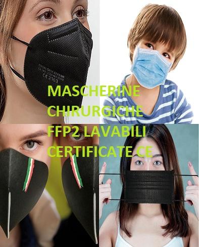 Mascherine igieniche ffp2
