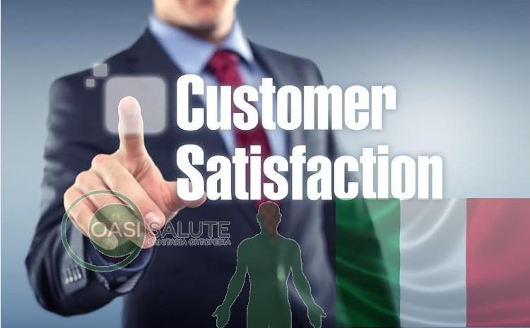 soddisfazione del cliente, diritti del consumatore